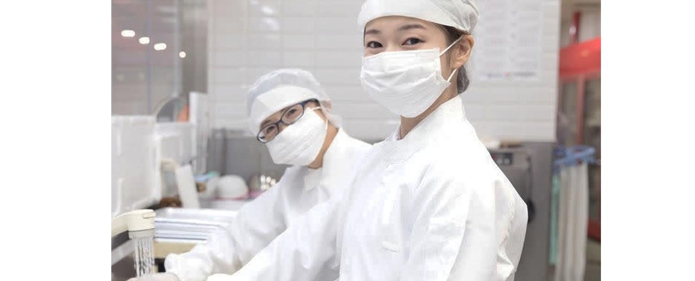 社員食堂・学校給食にて調理師・栄養士を募集 月給30万円